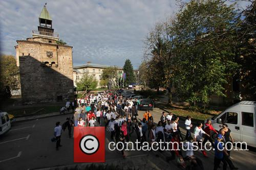 Bulgaria World Walking Day