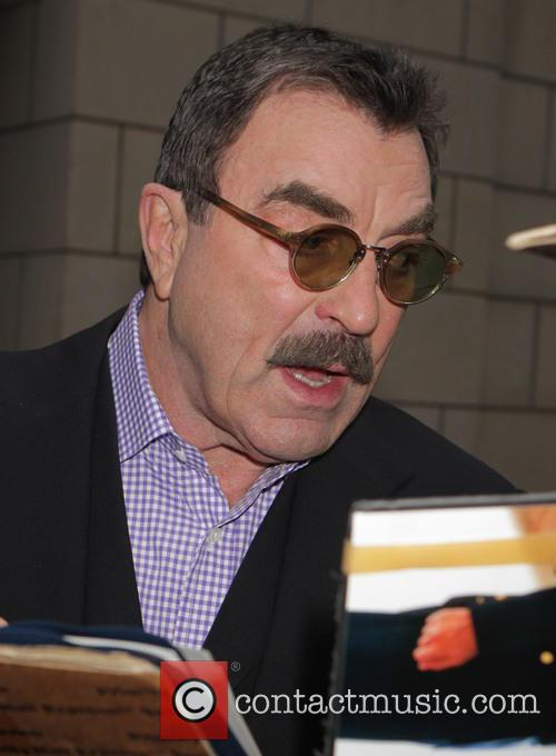 Tom Selleck Accused Of Stealing Water For Private Ranch By Los Angeles Municipal Authority