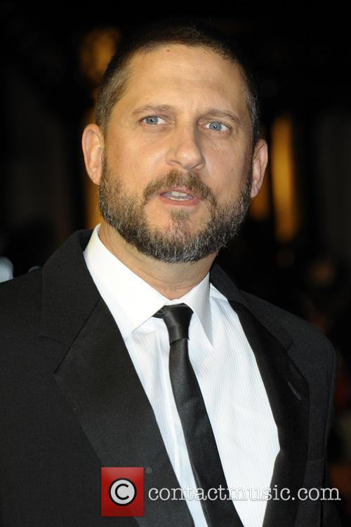 David Ayer at the 58th BFI London Film Festival