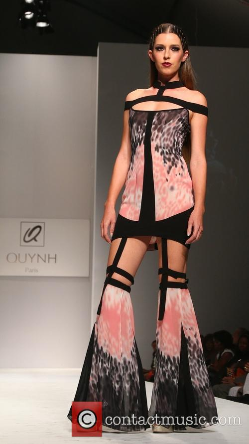 Model Style Fashion Week L A Spring Summer 2015 Quynh Paris Runway 39 Pictures