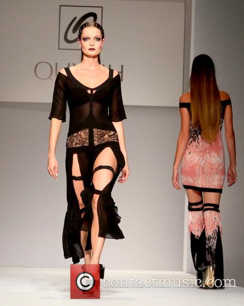 Models Style Fashion Week L A Spring Summer 2015