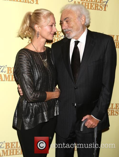 Joely Richardson and Don Gregory