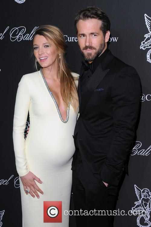 Blake Lively and Ryan Reynolds 2