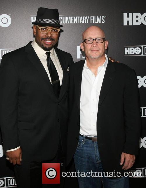 Christian Mcbride and Alex Gibney