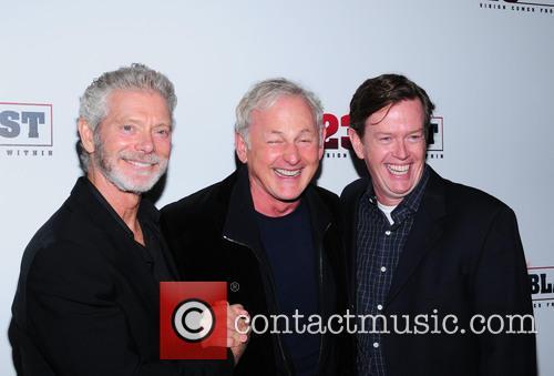 Stephen Lang, Victor Garber and Dylan Baker
