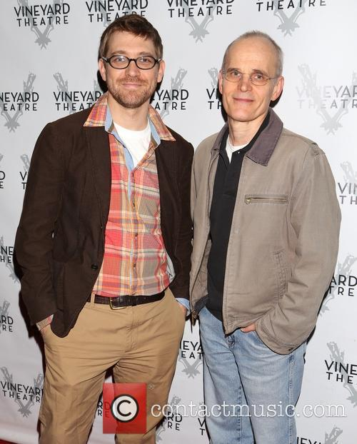 Greg Pierce and Zeljko Ivanek