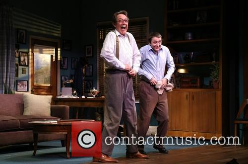 Billy and Ray Opening Night - Curtain Call