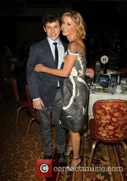 Nolan Gould and Julie Bowen 1