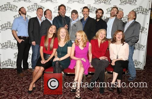 Anthony Heald, Bradley Cooper, Scott Ellis, Alessandro Nivola, Scott Lowell, Patricia Clarkson, Kathryn Meisle and Cast