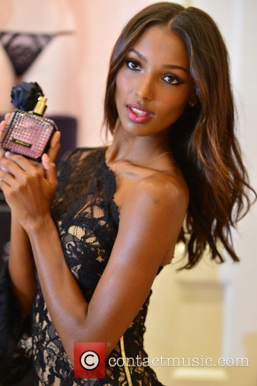 Victoria's Secret model Jasmine Tookes launches her new...