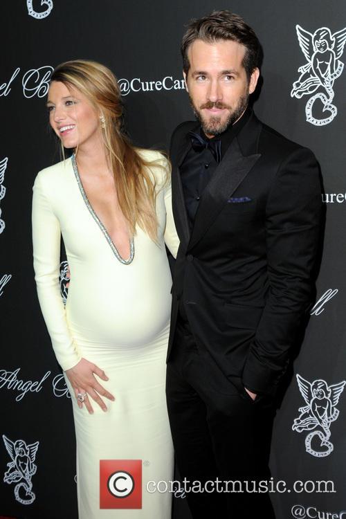 Blake Lively and Ryan Reynolds 9