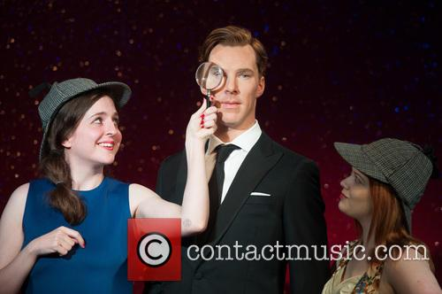 Benedict Cumberbatch figure unveiled at Madame Tussauds