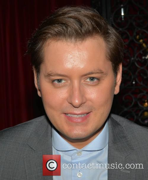 Brian Dowling arrives for a screening of his...
