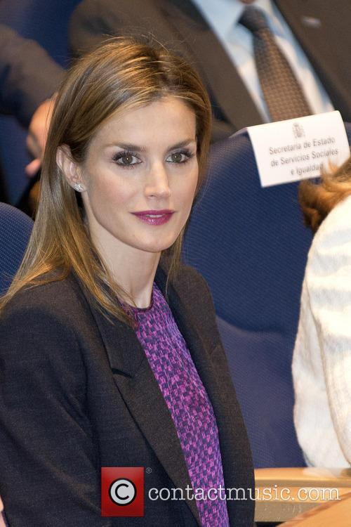 Queen Letizia of Spain attends the 25th Anniversary...