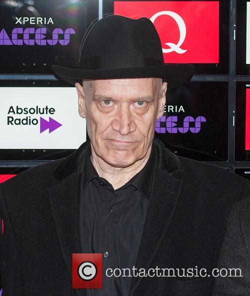 Wilko Johnson at the Xperia Access Q Awards