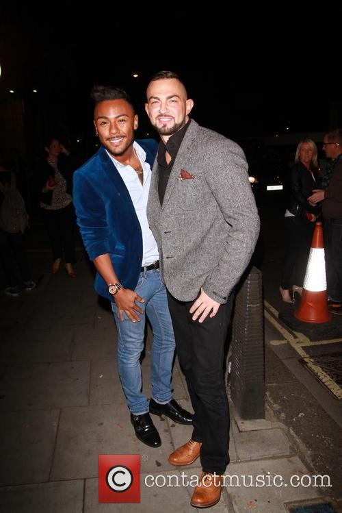 Marcus Collins and Robin Windsor 4