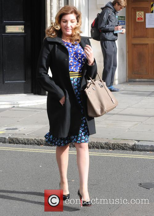 The Apprentice's Karren Brady out and about