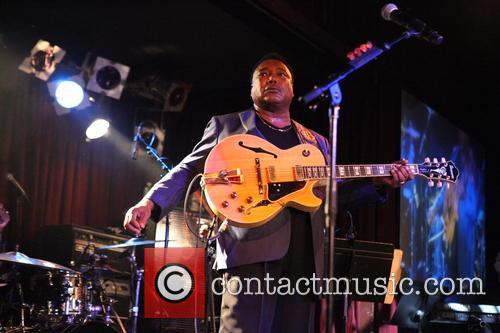 Jazz legend George Benson performs at B.B. King...