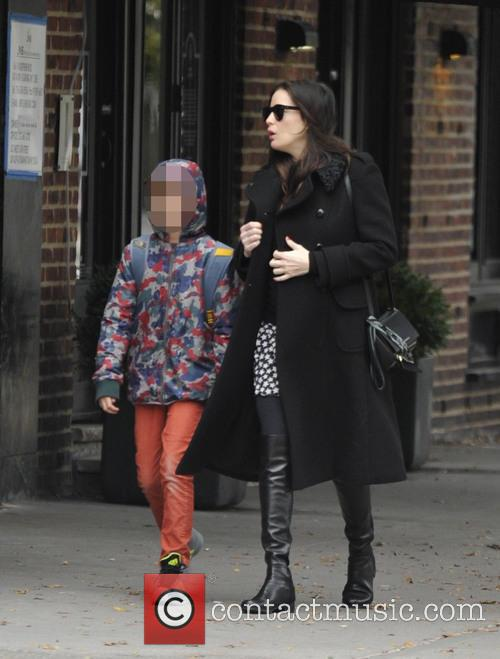 Liv Tyler and Milo William Langdon 5