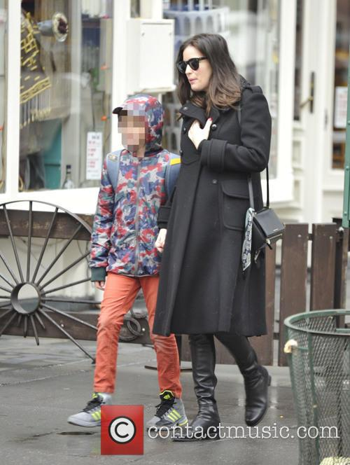 Liv Tyler and Milo William Langdon 7