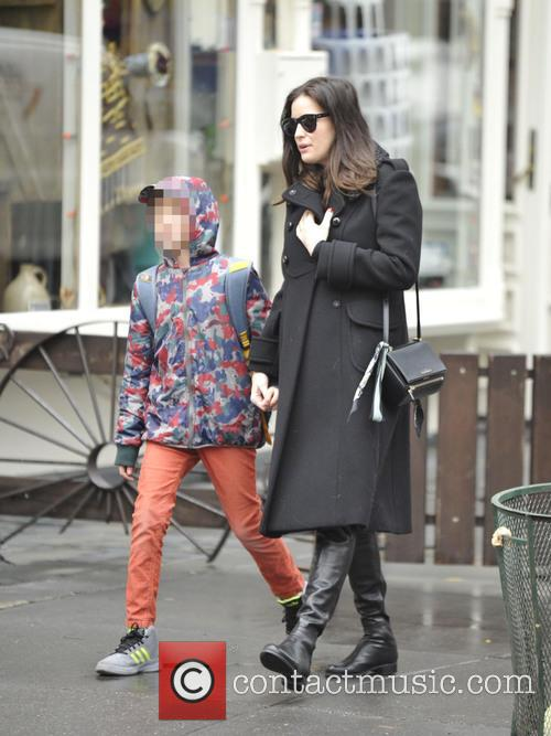 Liv Tyler and Milo William Langdon 8