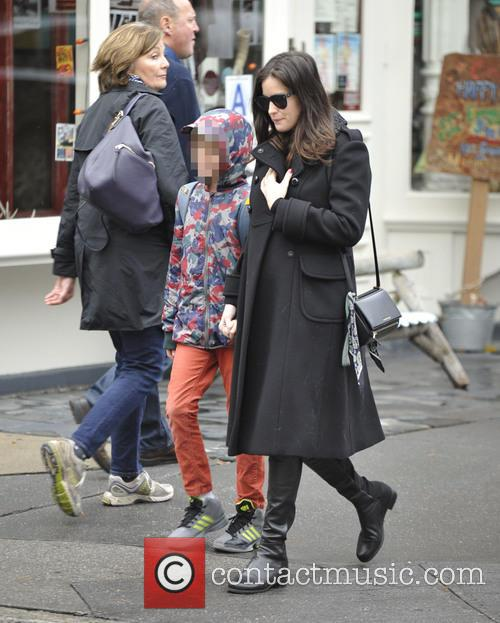 Liv Tyler and Milo William Langdon 1