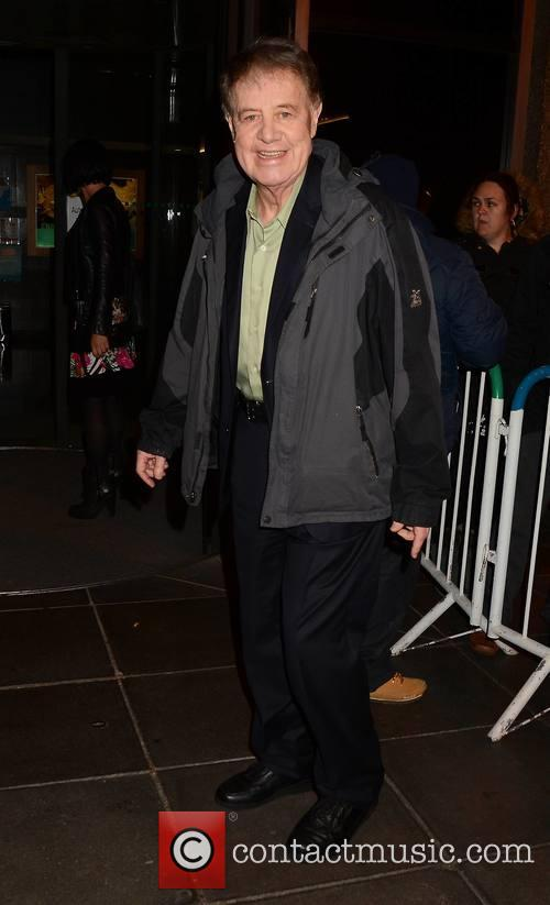 Celebrities arrive at RTE studios for 'The Late...