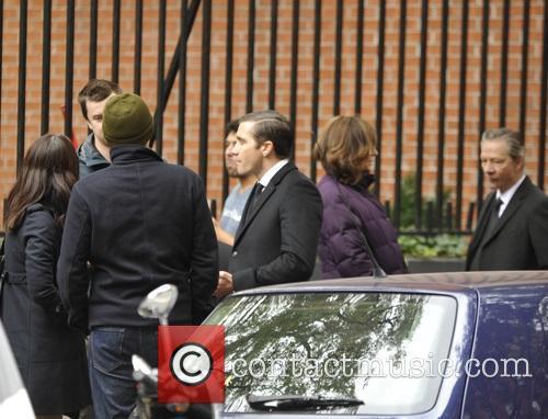 Jake Gyllenhaal and Chris Cooper 5