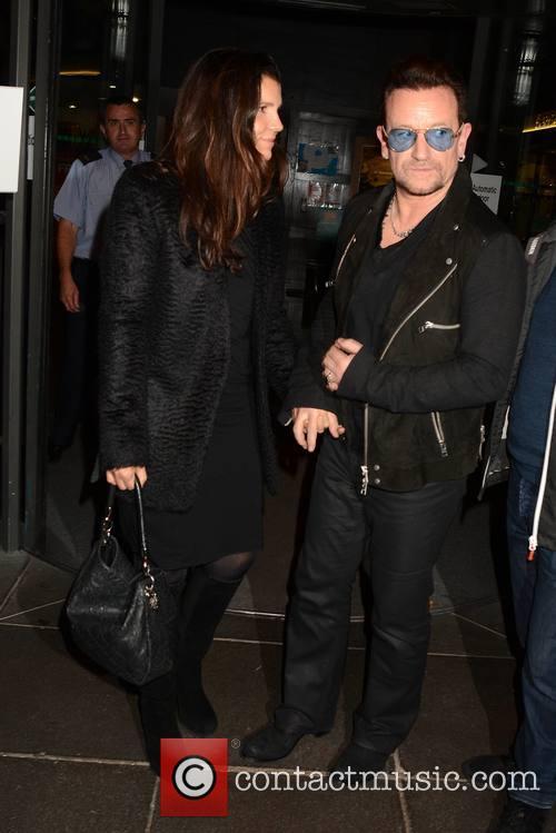 Ali Hewson and Bono 7