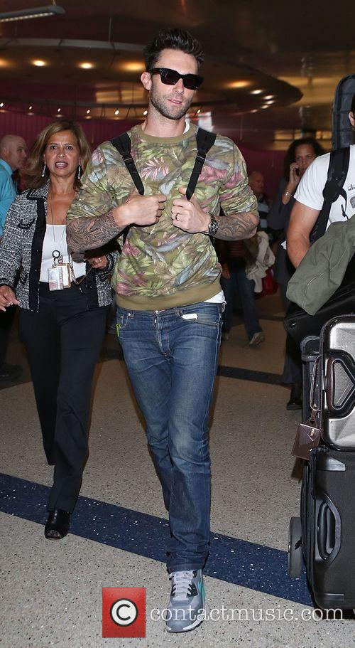 Adam Levine and Maroon 5 7