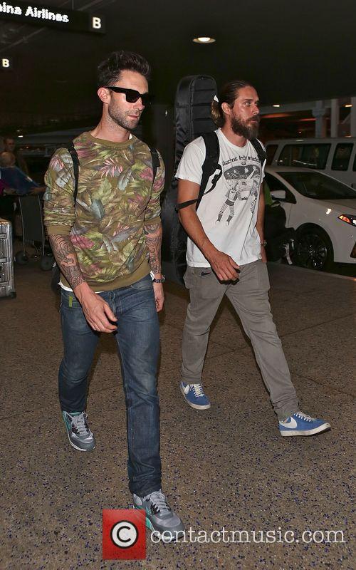 Adam Levine and Maroon 5 11