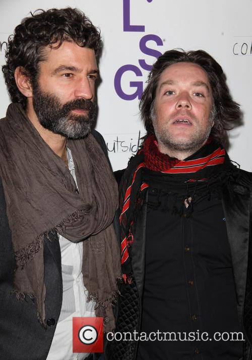 Jörn Weisbrodt and Rufus Wainwright 1