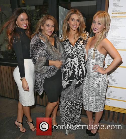 Gemma Merna's Hollyoaks leaving dinner