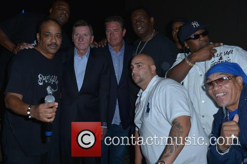 Dan Marino, John Footy Kross, Sugarhill Gang and Grandmaster Flash