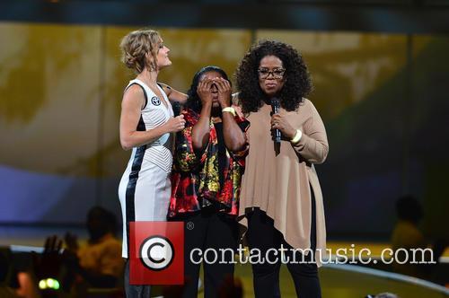 Amy Purdy, Estella Pyfrom and Oprah Winfrey 6