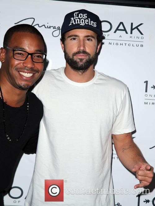 Brody Jenner Spins at 1 Oak