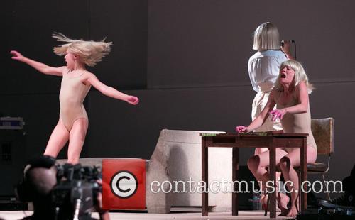 Sia and Maddie Ziegler 8