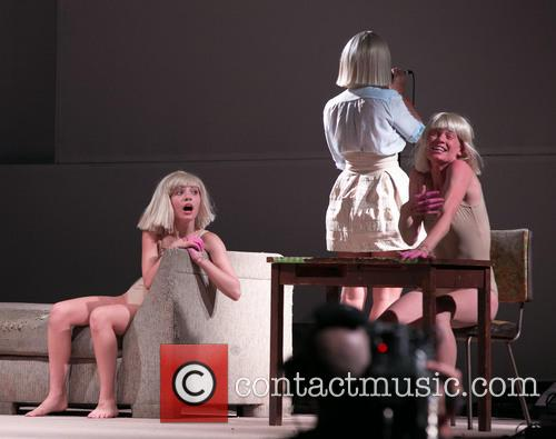 Sia and Maddie Ziegler 9