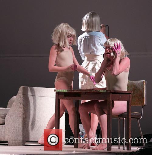 Sia and Maddie Ziegler 10