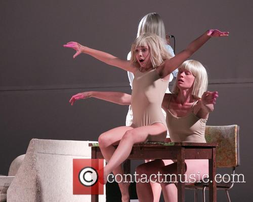 Sia and Maddie Ziegler 11