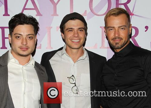 Andrew Lawrence, Matthew Lawrence and Joey Lawrence