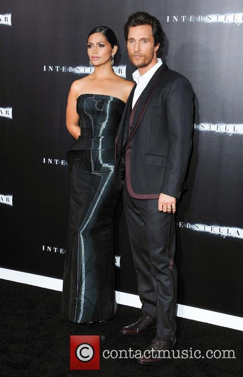 Matthew Mcconaughey and Camila Alves 7
