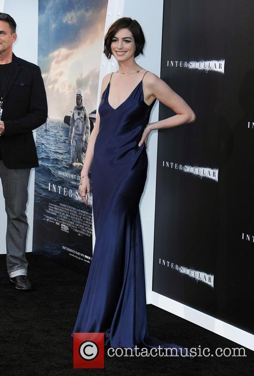 The Los Angeles premiere of 'Interstellar'