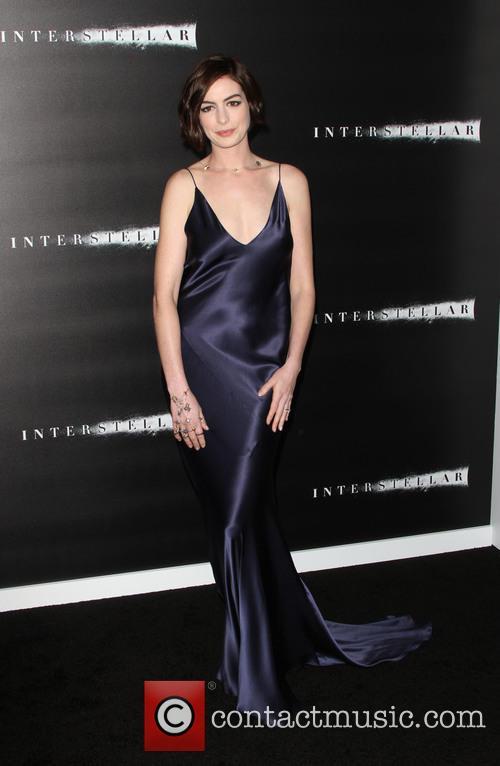 Premiere of Paramount Pictures' 'Interstellar'