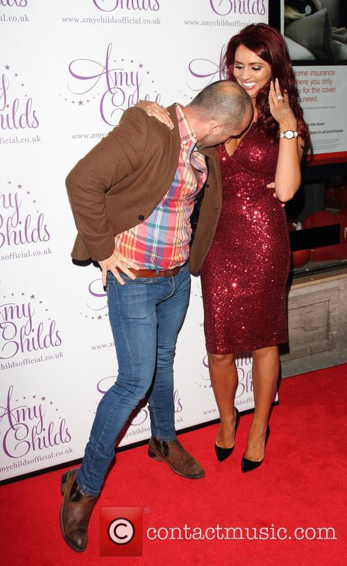 Louie Spence and Amy Childs 2