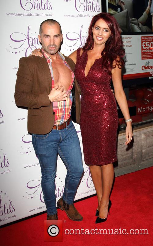 Louie Spence and Amy Childs 1