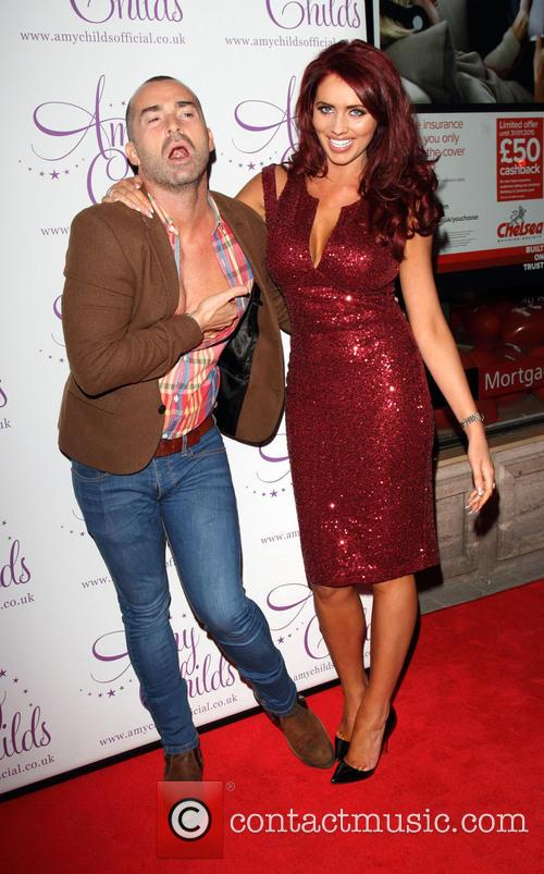 Louie Spence and Amy Childs 3