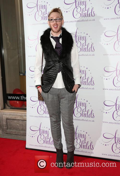 Amy Childs and Lewis-duncan Weedon 2