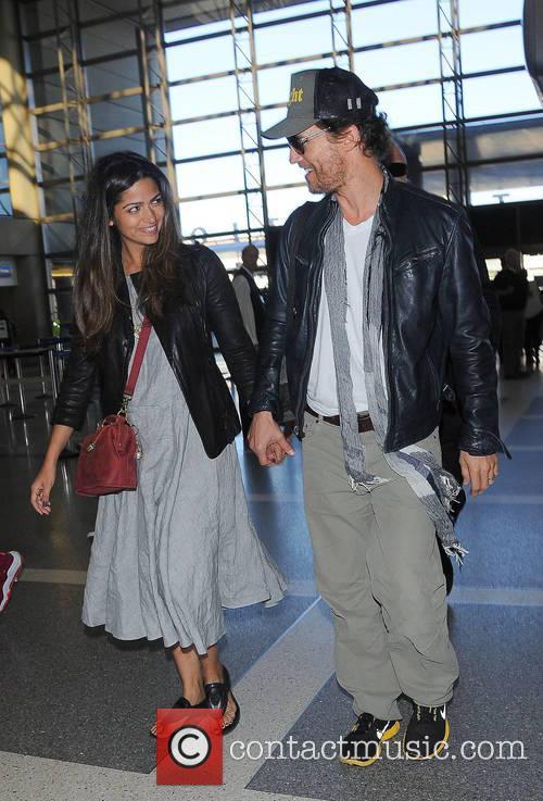 Matthew Mcconaughey and Camila Alves 11