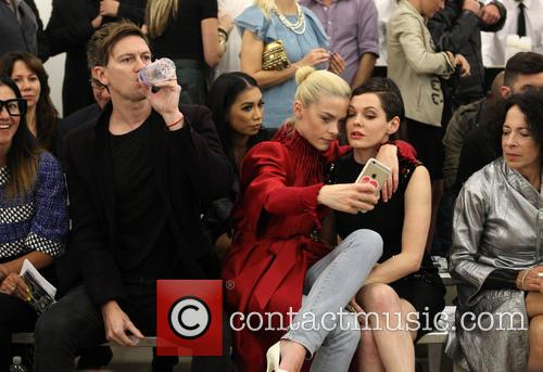 Kyle Newman, Jaime King and Rose Mcgowan 3
